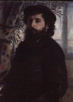 Portrait of Claude Monet (1840-1926)