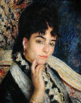 Portrait of Madame Alphonse Daudet (1844-1940)