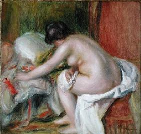 Seated Bather 1898