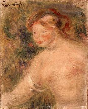 Sketch of Torso of a Woman 1910