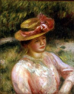 The Straw Hat 1895