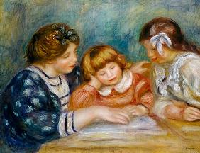 The Lesson 1906