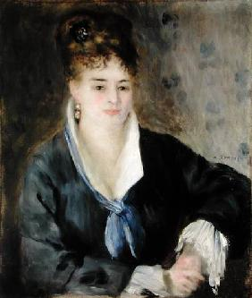 Woman in Black 1876