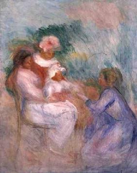 Women and Child c.1896
