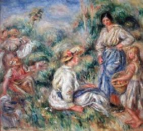 Women in a Landscape 1912