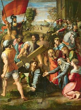The Fall on the Road to Calvary 1517