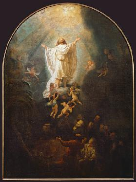 Ascension of Christ 1636