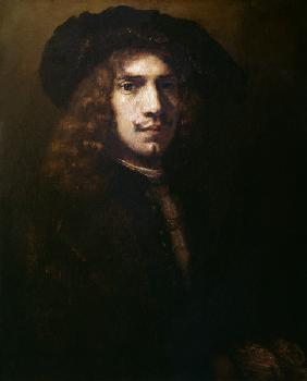 Portrait of a Young Man 1658