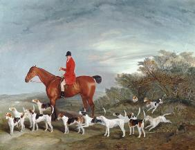 Out Hunting 1841