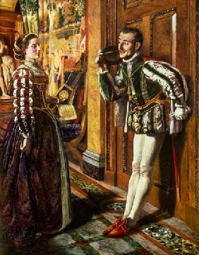 The Taming of the Shrew: Katherine and Petruchio 1855