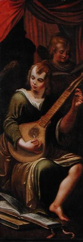 Lute player 1609