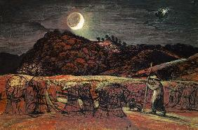 Cornfield by Moonlight 1830