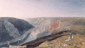 The Avon from Observatory Hill c.1825