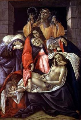Lamentation over the Dead Christ c.1490-150