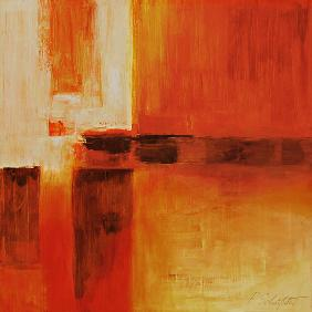 Composition in Orange and Brown 2006