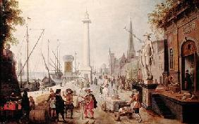 The Ancient Port of Antwerp