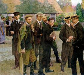 The Artist and his School 1902