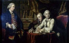 The Out of Town Party, or A Conversation 1759