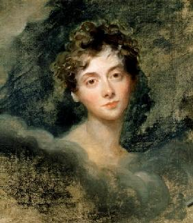 Portrait of Lady Caroline Lamb (1785-1828)