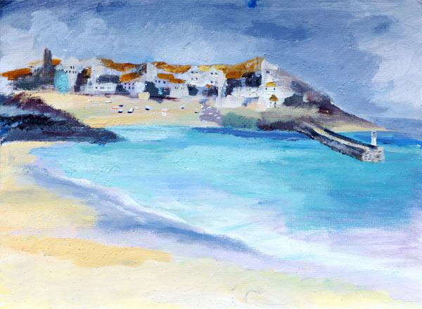 St. Ives, Cornwall 2005