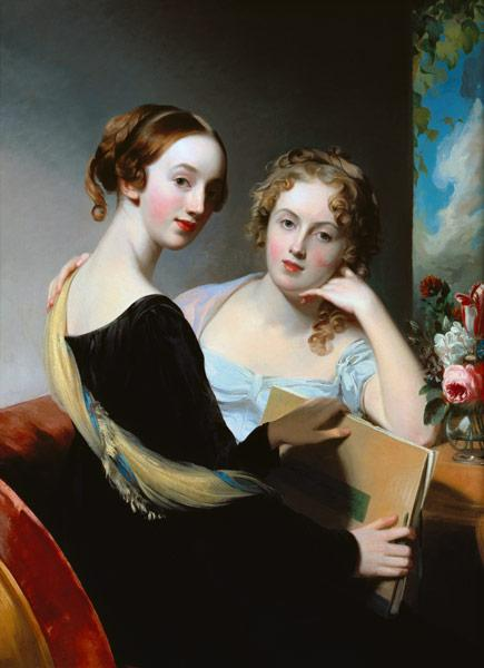 Portrait of the McEuen sisters after 1823