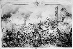 The Siege and capture of Saragossa