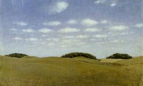 Landscape from Lejre 1905