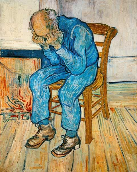 Old Man in Sorrow (On the Threshold of Eternity) 1890