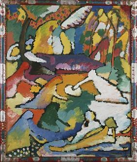 Sketch for Composition II 1910