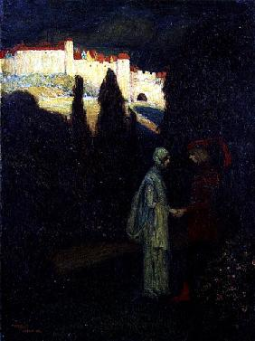 The Meeting 1913