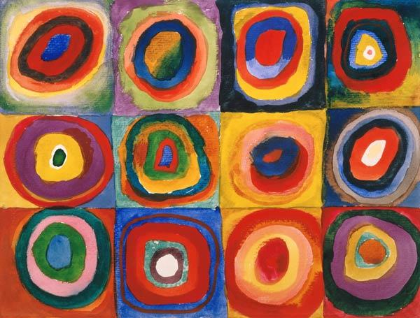 Concentric Circles 1913