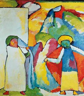 Improvisation 6 (Afrikanisches) 1909