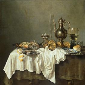 Breakfast with a Crab 1648