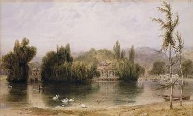 Virginia Water, Surrey 1827