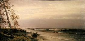 The Coast of New Jersey 1874